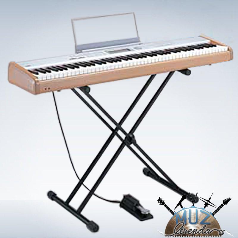 Электроцифровое  сценическое пианино KORG SP-500.