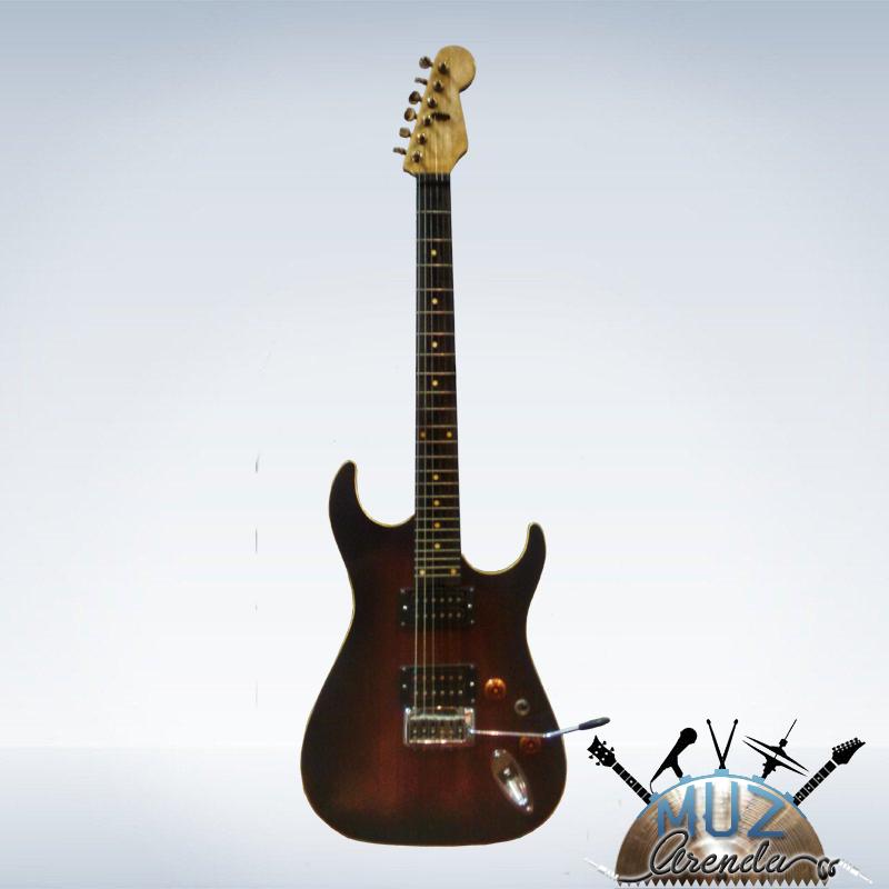Мастеровая гитара неизвестного мастера