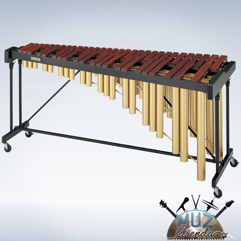 Yamaha YM-1430 Marimba 4 1/3 Octaves with Padauk Tone Bars